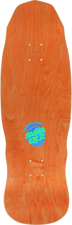 Amazon.com: Santa Cruz Skateboards Snack Warrior Old School ...