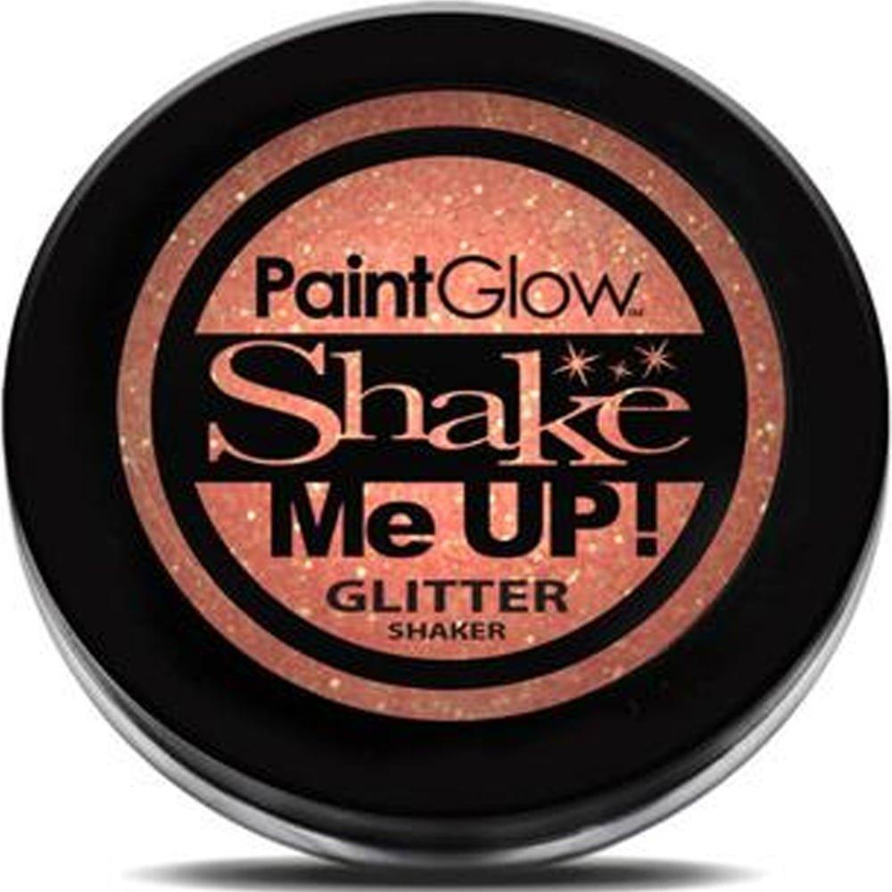 Paintglow UV neon glitter shaker, Peach Paradise 5g A1015Z39