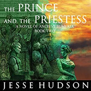 The Prince and the Priestess Audiobook