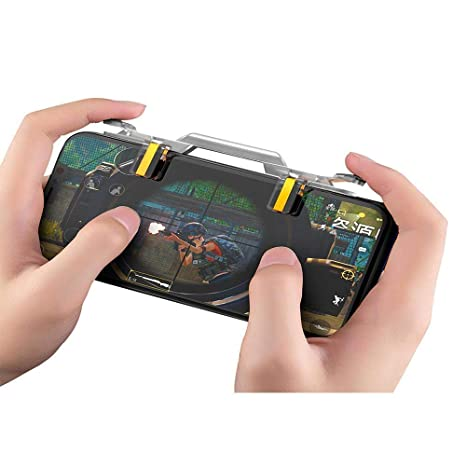 Amazon in: Buy Triggers PUBG Mobile Game Controller with