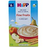 Hipp Organic Milk Pap Fine Fruits, 250g