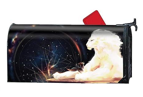 5c0ed1d5175f Amazon.com  Verna Christopher African Lion Constellation Design ...