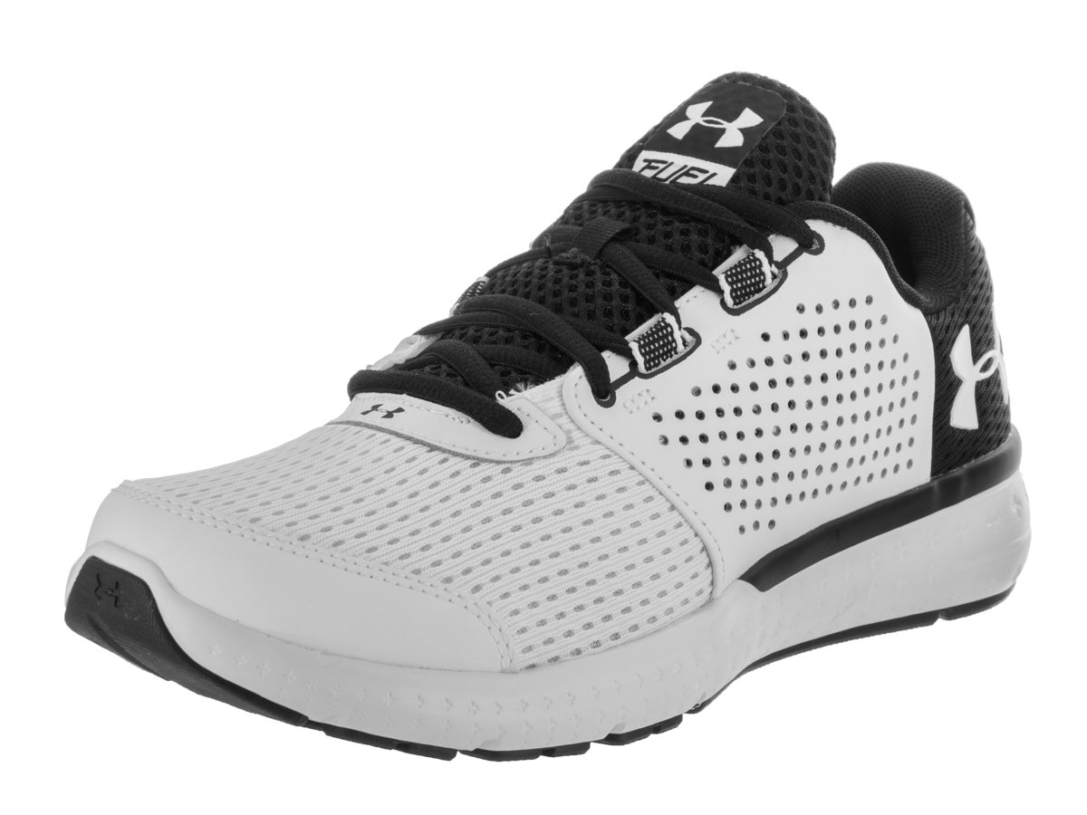 Under Armour Men's Micro G Fuel Cross-Trainer Shoe B01GOS003I 10.5 D(M) US|White