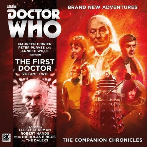 Doctor Who - The Companion Chronicles: The First Doctor: Volume 2