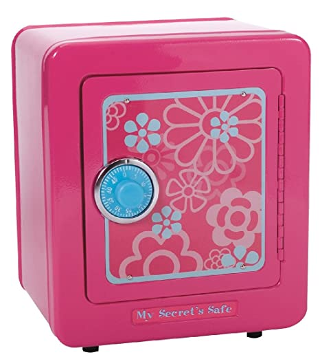 2d5ccf65da1 Amazon.com  Schylling My Secret Safe with Alarm  Toys   Games