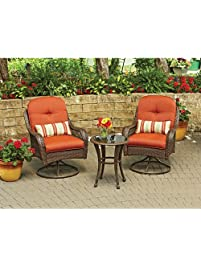 3 Piece Outdoor Furniture Set, Better Homes And Gardens Azalea Ridge 3 Piece
