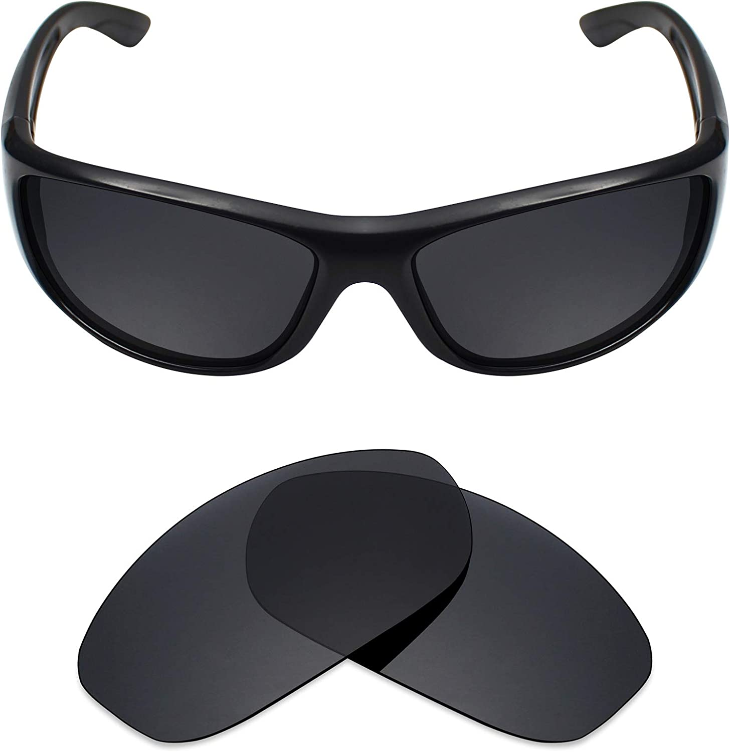 Mryok Replacement Lenses for Arnette Freezer AN4155 - Options