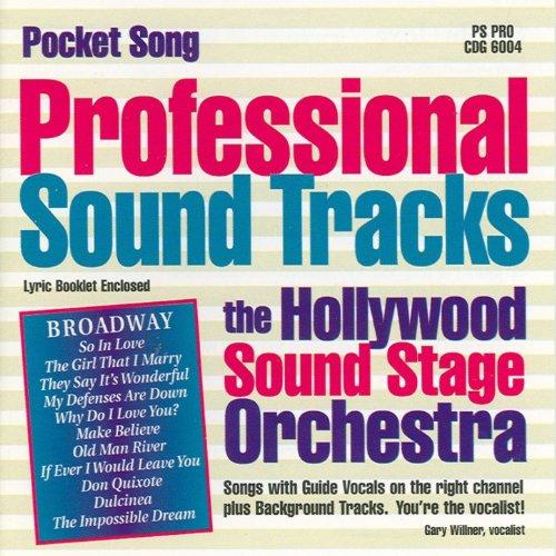 Professional Background Sound Tracks: Broadway, Vol. 1 [Clean]