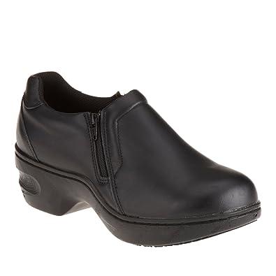 ca9be48f0812 Genuine Grip Footwear Women s Slip-Resistant Slip-on Zipper
