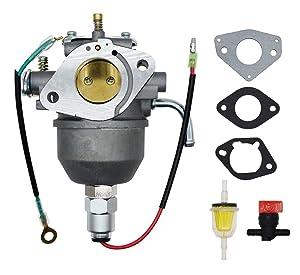 Karbay 24 853 25S New Carburetor Carb for Kohler CV20-22 Engine 24-853-25-S 24-853-50-S Carburetor for Command CV 24853-25S 24853-50S