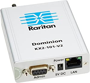 Raritan 1USER 1SERVER KVM Over IP Supports Virtual Media