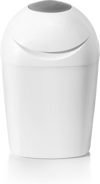 Cubo para pa/ñales con sistema de enrollado individual antiolores con cierre herm/ético Sangenic 25032 0001