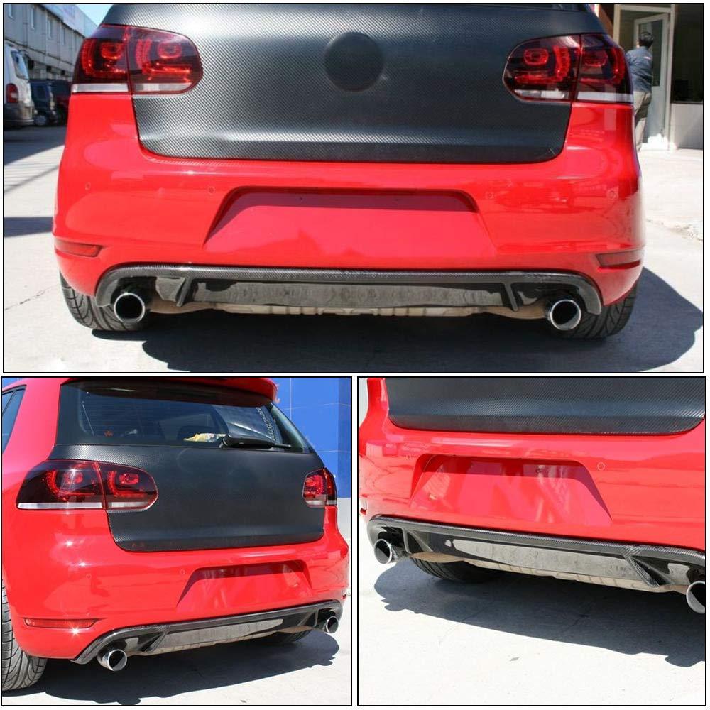 2010-2014 OEM MK6 Volkswagen GTI Rear Bumper Support with Foam