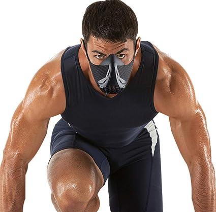 Amazon com: Gym Fitness Equipment Oxygen Training Mask For