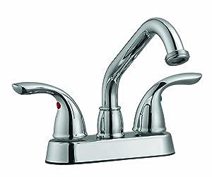 Design House 525139 Ashland Laundry Tub Faucet, Polished Chrome
