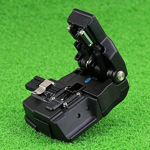 Cruiser Automatic Optical Fiber Cleaver Cutter For Fiber Fusion Splicer Coating Diameter 250-900μm 16 Cut Point Precision Cut Cutting Tool