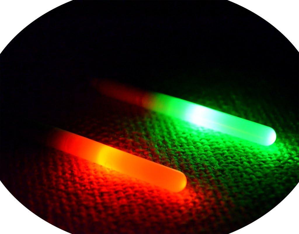 Brillie Fishing Float Battery Elektrisches wiederaufladbares CR425 Glow Stick USB-Ladeger/ät Leuchtend