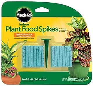 Miracle-Gro Indoor Plant Food, 48-Spikes (B0019QEB86) | Amazon price tracker / tracking, Amazon price history charts, Amazon price watches, Amazon price drop alerts