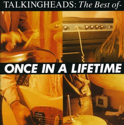 Once In A Lifetime (Talking Heads The Best Of Talking Heads)