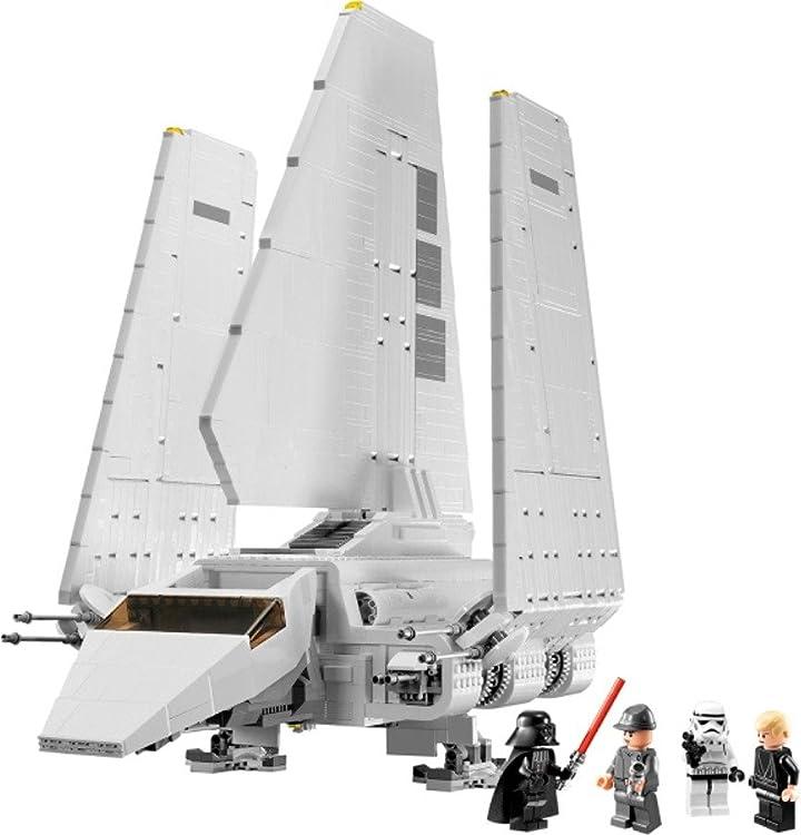 レゴ スターウォーズ インペリアル・シャトル リミテッド・エディション 10212 LEGO  Imperial Shuttle 海外限定版