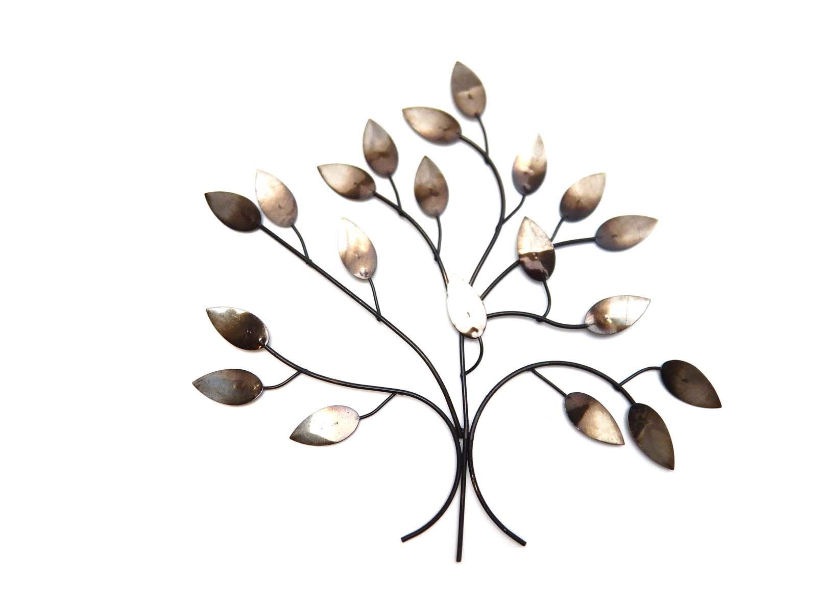 Sk Contemporary Metal Wall Art Antique Silver Tree Branch Buy Online In Guernsey At Guernsey Desertcart Com Productid 158022268