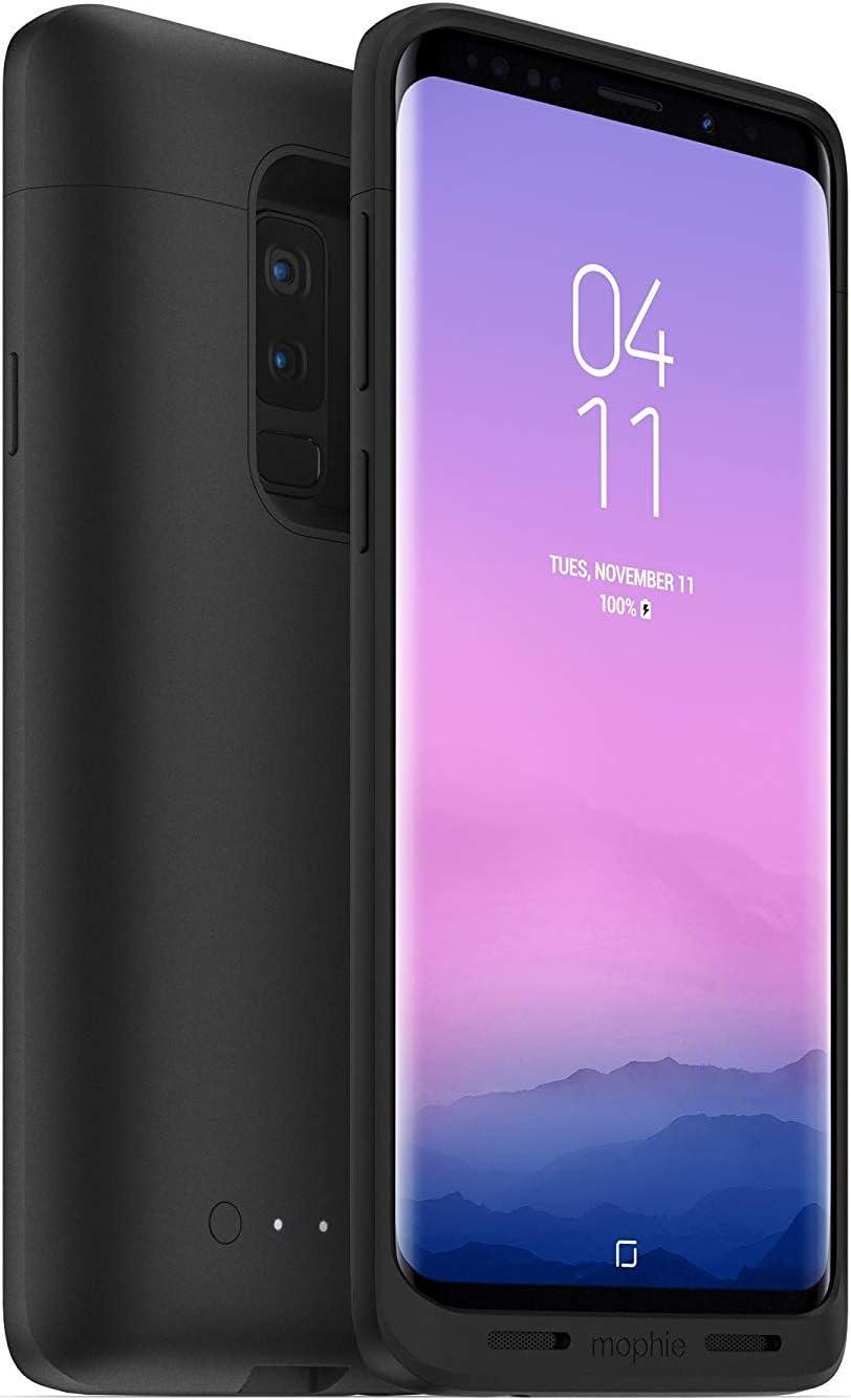 Mophie Juice Pack - Batería de protección Delgada con Carga inalámbrica para Samsung Galaxy S9: Amazon.es: Electrónica