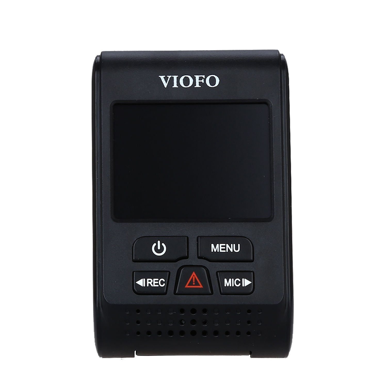 Boblov VIOFO A119 Dash Cam Caméra de Voiture Embarquée Enregistreur de Conduite - Condensateur Intégré,Novatek 96660 OV4689,CMOS Lentille H.264,HD 1440p 1296p 1080p,160 Degrés Lentille Grand