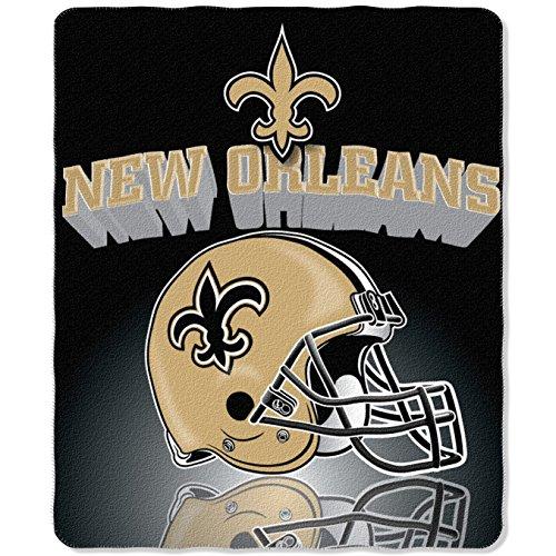 New Orleans Saints Soft Blanket - 5