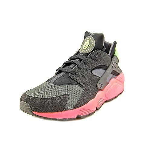 huge selection of d9043 131da NIKE Mens Air Huarache Anthracite Hyper Punch Electric Gr 318429-006 8.5