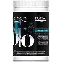 L'Oréal-Blond Studio Multi Tech Polvo Decolorante - 500 gr