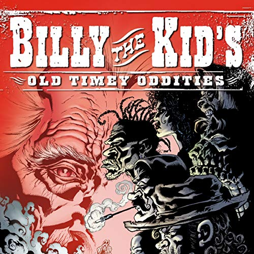 Old Timey Halloween (Billy the Kid's Old Timey)