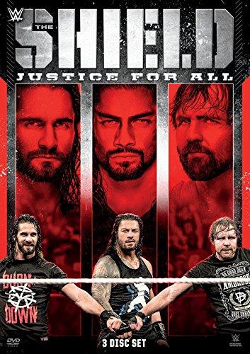 Rio Shield - WWE: The Shield: Justice For All