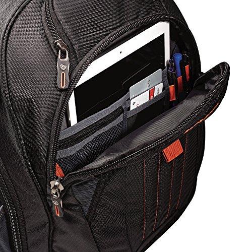 61SFzkS4%2BHL - Samsonite Tectonic 2 Large Backpack, Black/Orange
