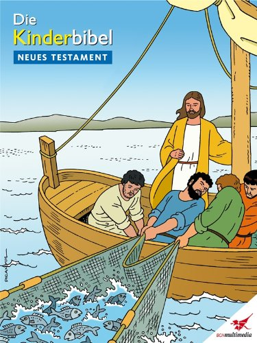 Die Kinderbibel Comic Neues Testament German Edition