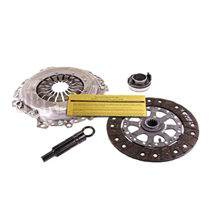 Amazon.com: LUK CLUTCH KIT REPSET 2002-2006 MINI COOPER S 1.6L SUPERCHARGED 6SPEED: Automotive