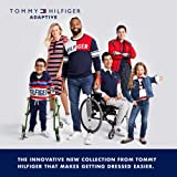 Tommy Hilfiger Boys' Adaptive Vest with Hood and