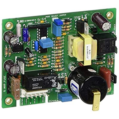 Dinosaur Electronics FAN50PLUS Universal Igniter Board with Fan Control: Automotive