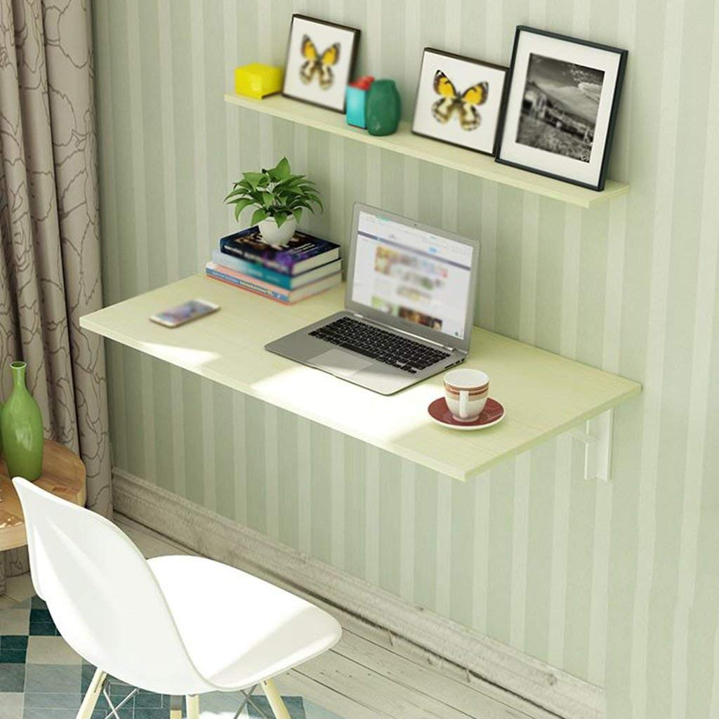 mas barato A Wghz Inicio Mesa de Parojo Simple Mesa Plegable Plegable Plegable Mesa de Comedor Mesa de Parojo Mesa de Parojo Mesa de Parojo Mesa de Parojo de Escritorio de computadora, 100  30 cm (Color  B, Tamaño  90  40 cm) 10030cm  toma