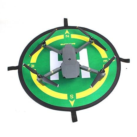 togather Drone aterrizaje Pad, portátil impermeable plegable ...