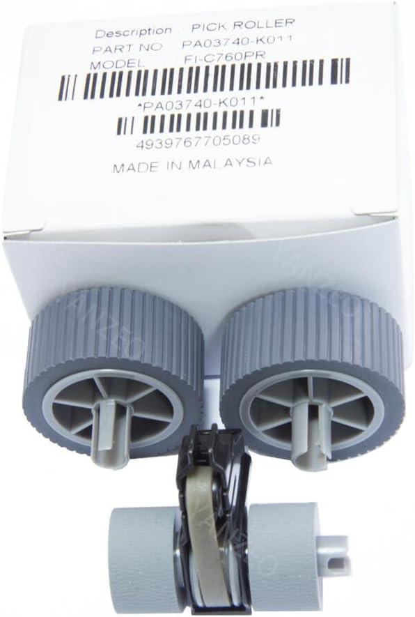 Yanzeo PA03740-K010 PA03740-K011 Fi-7600 Fi-7700 Fi-7700S Scanner Pick Roller