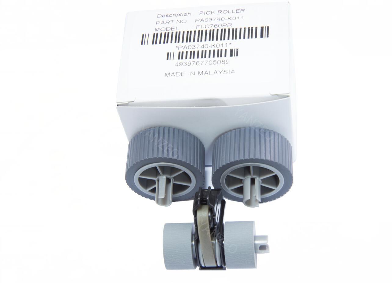 Yanzeo Scanner Pick Roller Fi-7600 Fi-7700 Fi-7700S PA03740-K011