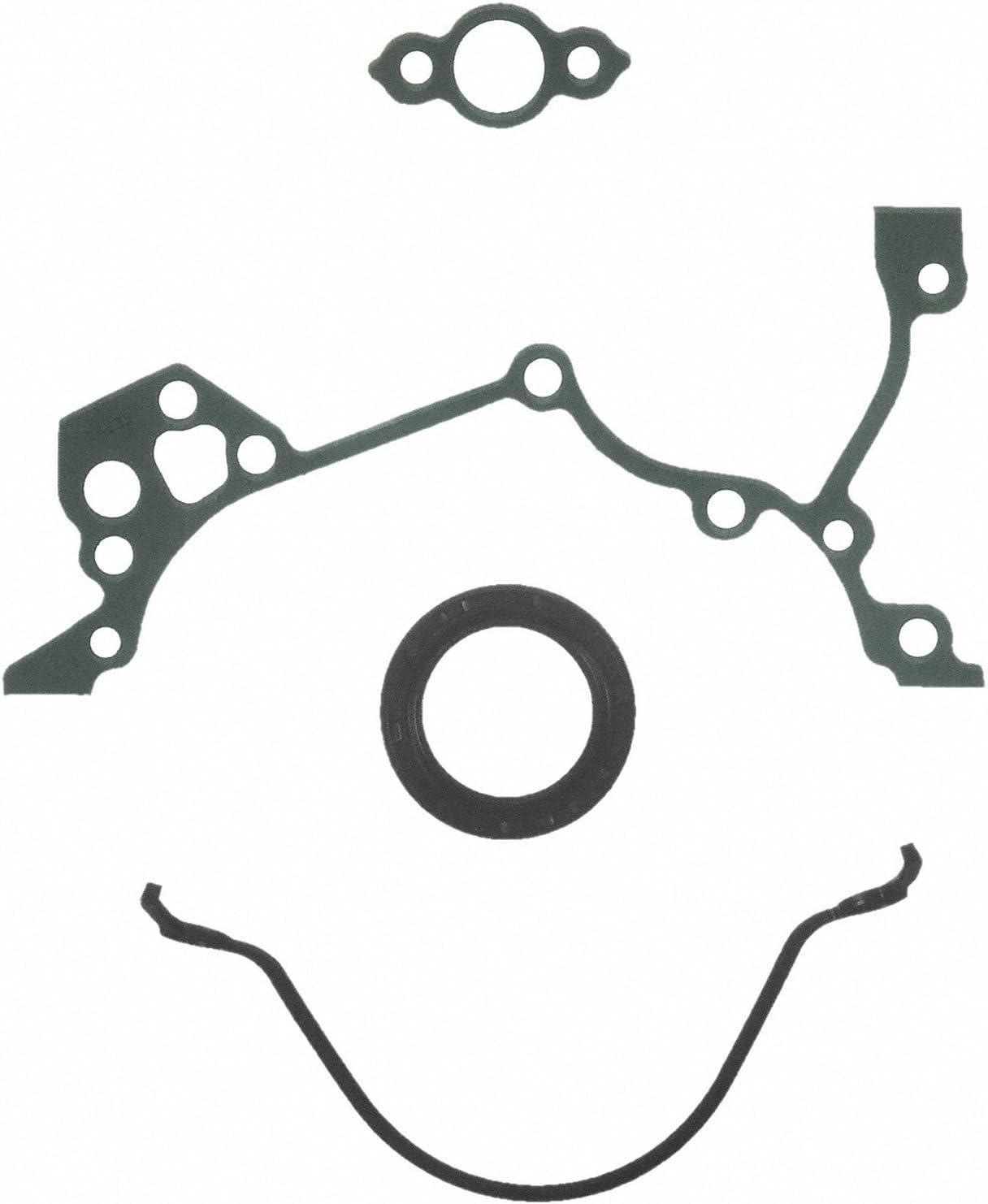 Fel-Pro TCS 45871 Front Crankshaft Seal Set