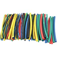 100pcs 5 Colores 100mm Tubo termocontraíble Bolsa