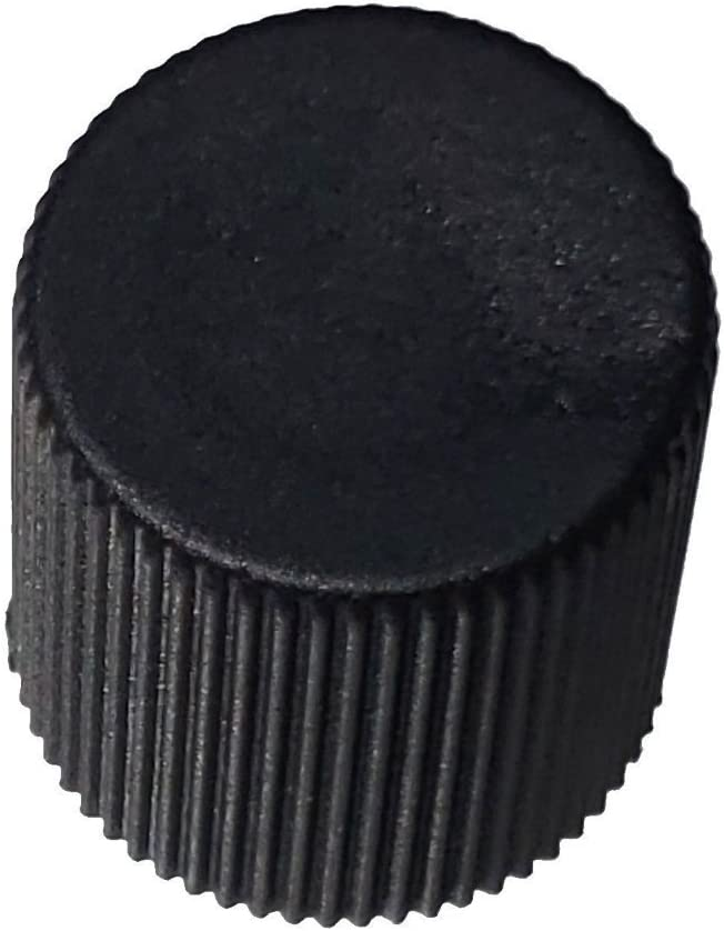 """Buy Auto Supply # BAS03030 50 Count 59938 M10x1.0 Thread Black /""""Long/"""" High Side A//C Service Cap Charge Port Valve for Air Conditioning Systems Aftermarket Replacement For MT0068"""