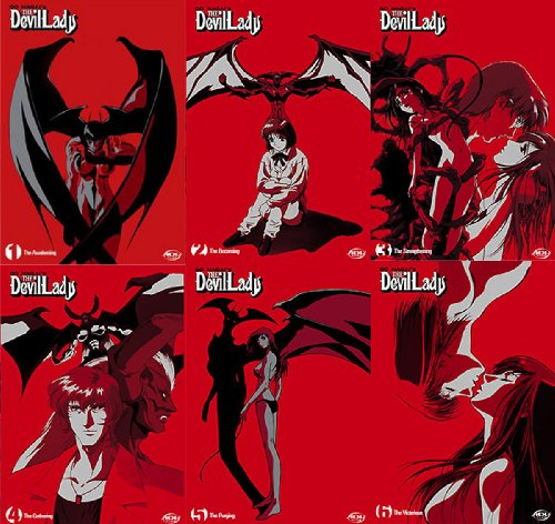 Devil Lady Complete Collection