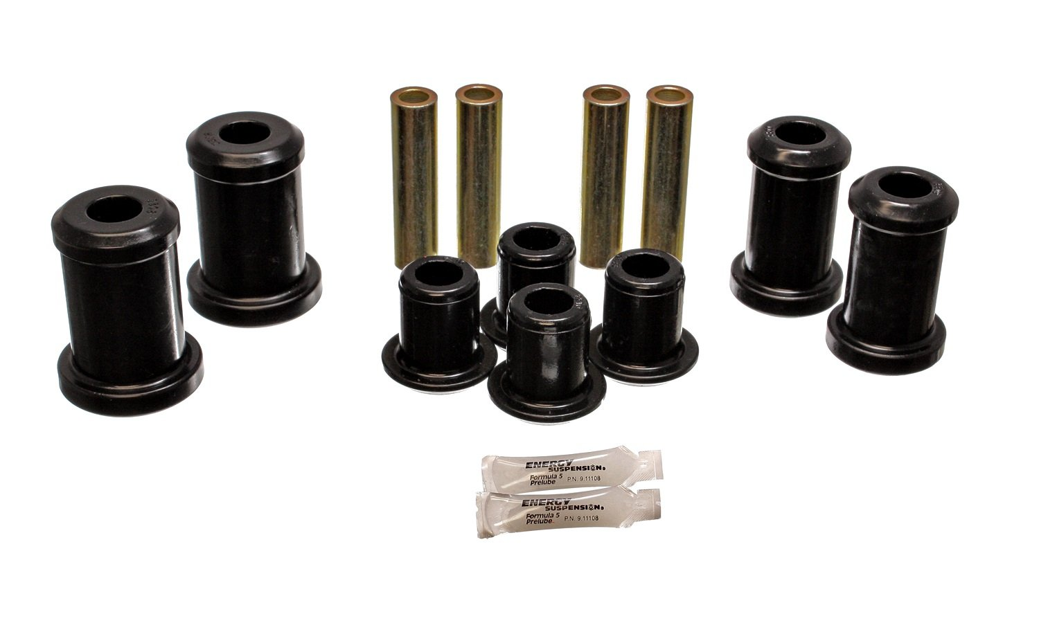 Energy Suspension 4.3145G Front Control Arm Bushing Set for Ford