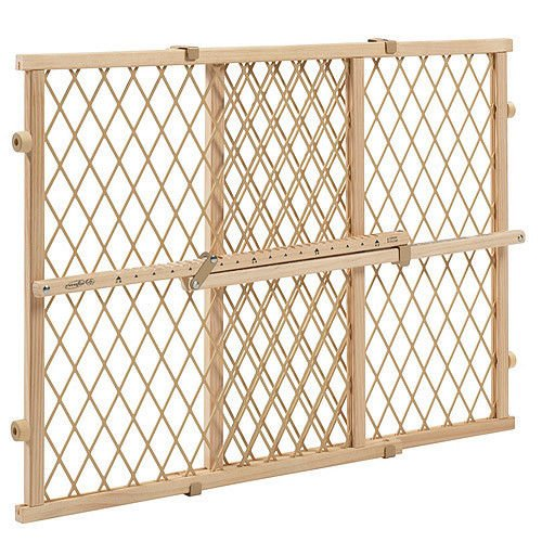 evenflo-safety-gate-position-and-lock-wood-baby-child-infant-pet-gate-new