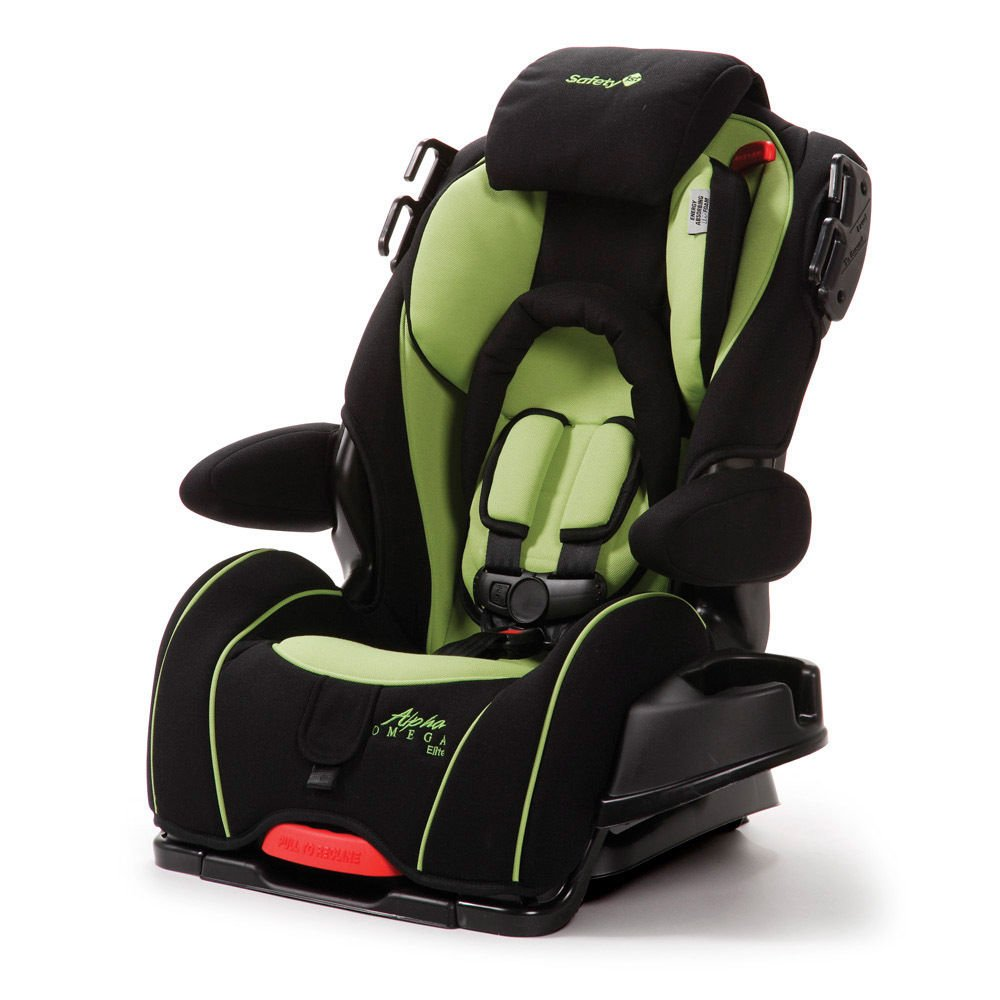 3 In 1 Convertible Baby Car Seat Provides Excellent Protection For Baby
