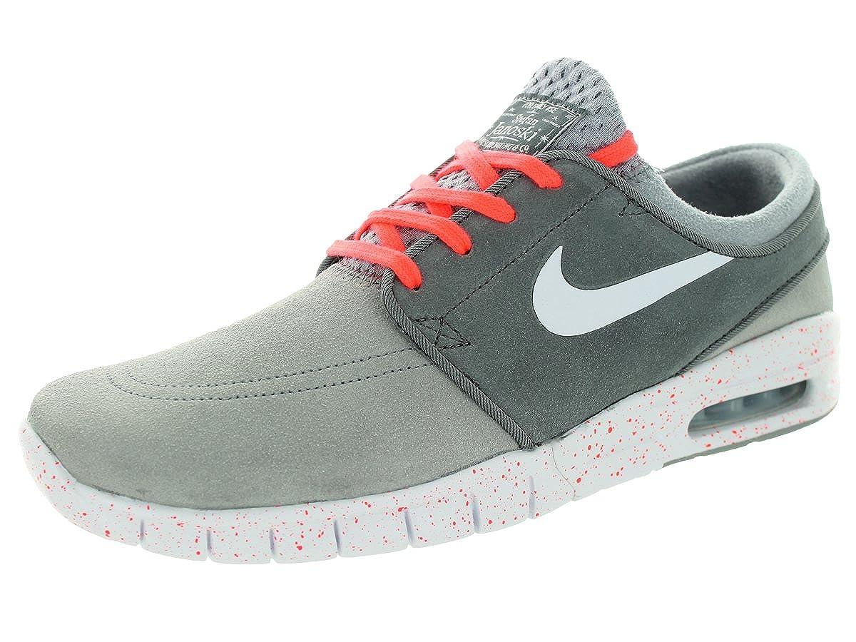 the best attitude ac86c 195e8 Nike Sneaker Men Stefan Janoski Max Leather Sneakers  Amazon.co.uk  Shoes    Bags