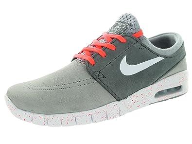 ba9e6e44c4 Nike Sneaker Men Stefan Janoski Max Leather Sneakers: Amazon.co.uk: Shoes &  Bags
